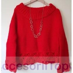Bluza handmade rosie